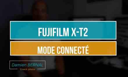 Fujifilm : mode connecté – présentation