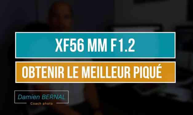 XF 56 mm F1.2 : Analyse des tests pour définir la meilleure ouverture