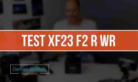Test Fujifilm XF 23 F2 R WR