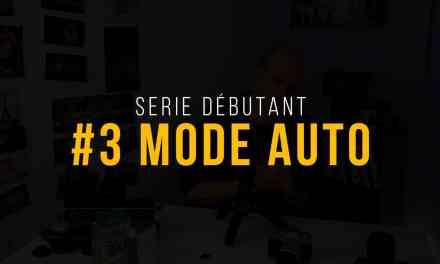 mode AUTO – Fujifilm X-T20 et X-E3