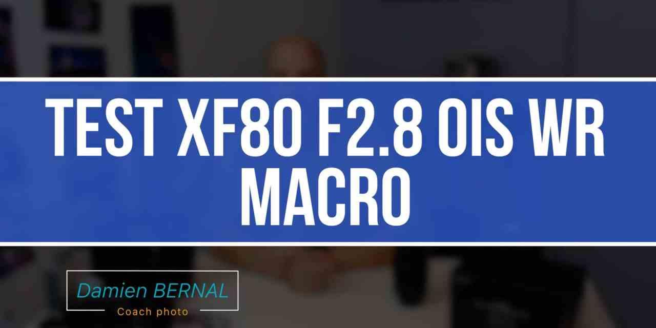 Test Fujinon XF 80 F2.8 R LM OIS WR Macro
