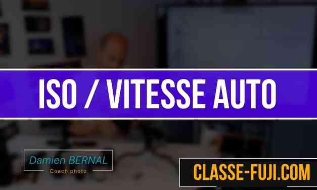 Adapter la Vitesse AUTO en fonction de la focale ?