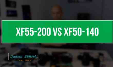 Comparatif XF 55-200 vs XF 50-140 F2.8