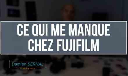 Les fonctions que Fujifilm X n'a pas (encore) !
