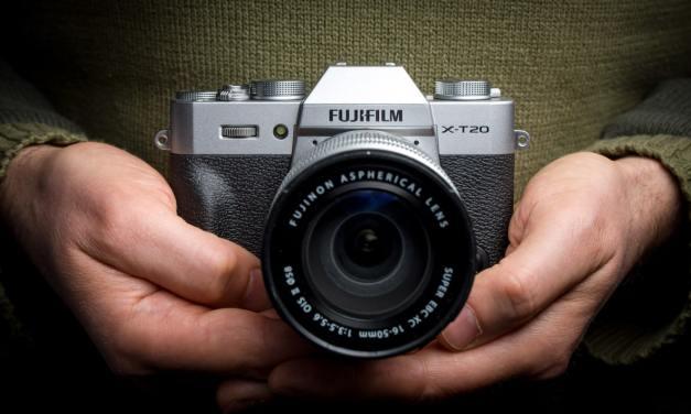Apprendre à utiliser son Fujifilm X-T20 – GUIDE & MODE D'EMPLOI !