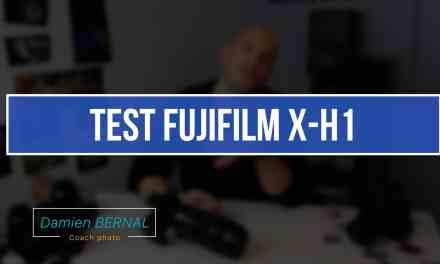 Test complet du Fujifilm X-H1