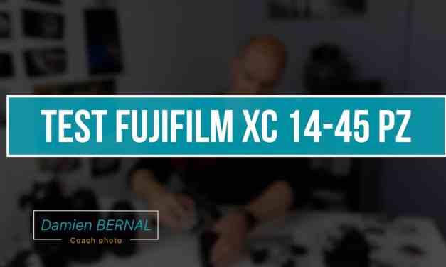 Test FUJIFILM XC 15-45 OIS PZ (test Fujifilm X-A5 2/2)