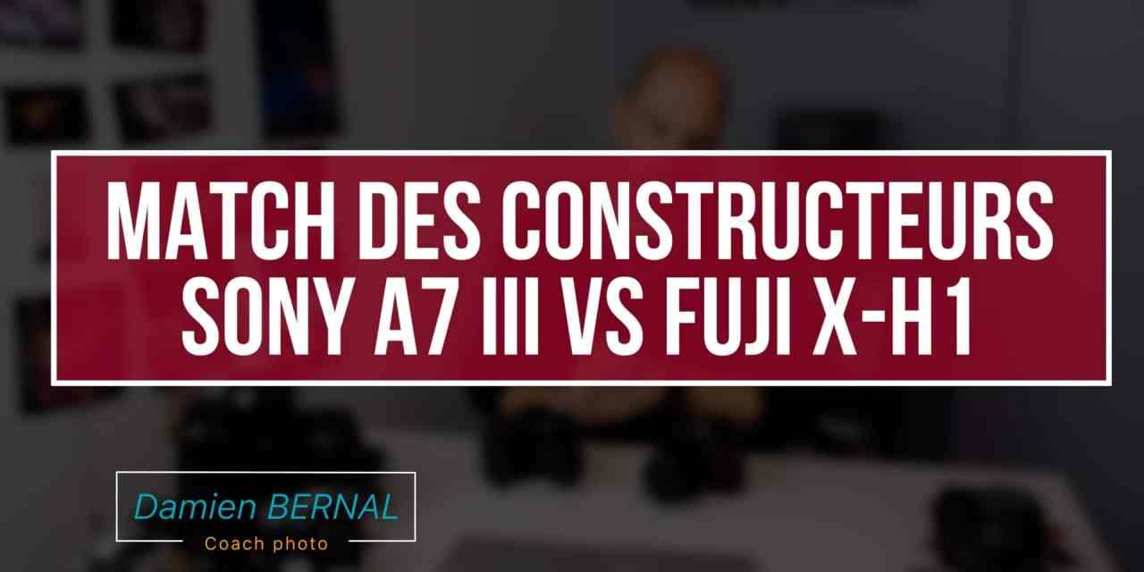 091170f7f3e0aa Comparatif hybrides Sony et Fujifilm (Sony A7 III vs Fujifilm X-H1)