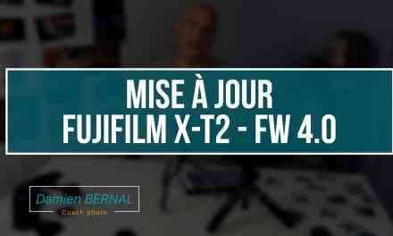 Fujifilm X-T2 : Firmware 4 – Présentation détaillée