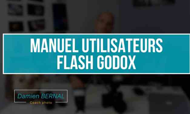 Manuel pour flash Godox