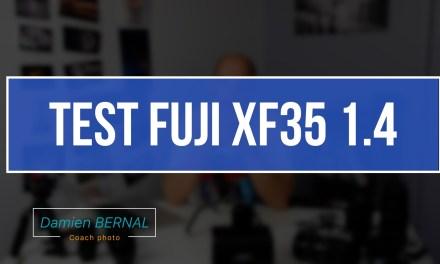 Test Fujifilm XF 35 F1.4 : Le 50mm 1.8 de chez Fuji !
