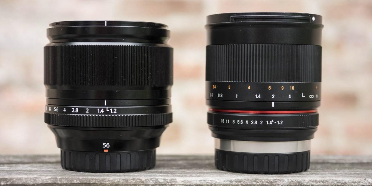 Faire du Portrait avec Fujifilm : Les Meilleurs Objectifs