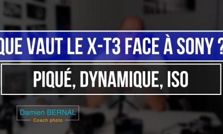 Test Fuji X-T3 : Quel écart avec un Sony A7 III ?