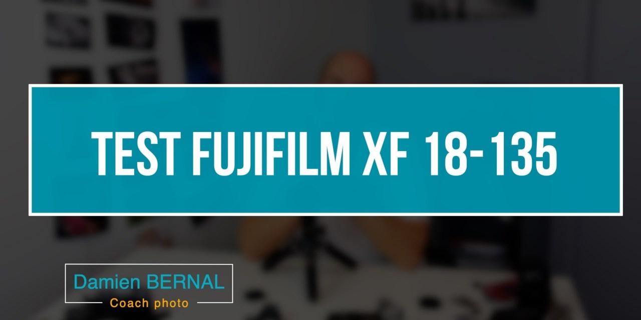 Test Fujifilm XF 18-135mm f/3,5-5,6 R LM OIS WR