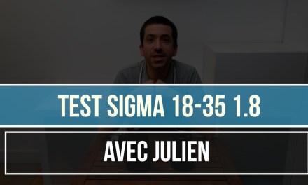 Test Sigma 18-35 f1.8 sur Fuji !