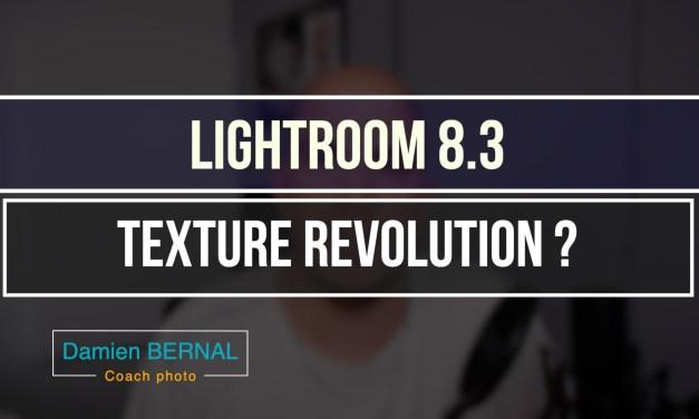 Lightroom 8.3 : Enfin au top pour Fuji ! Fini les problèmes ?