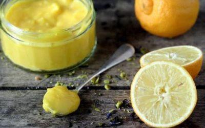 Le Lemon Curd