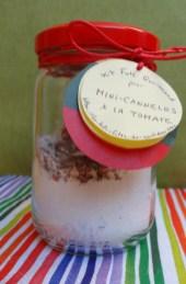 kit futé gourmand pour mini cannelés à la tomate