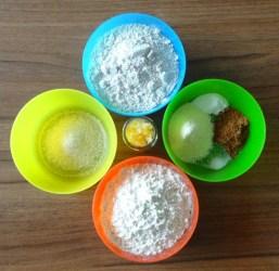 ingrédients kit pain épices