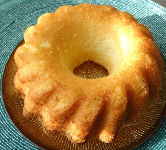 gâteau lorrain couronne