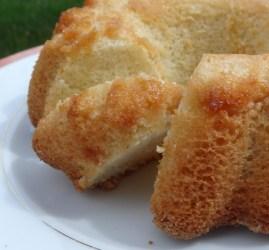 part de gâteau lorrain