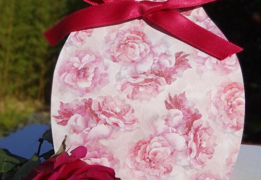 boîte sacoche rose