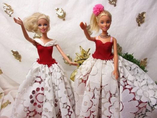 Une Robe De Princesse Pour Barbie En Pas à Pas Les Lubies