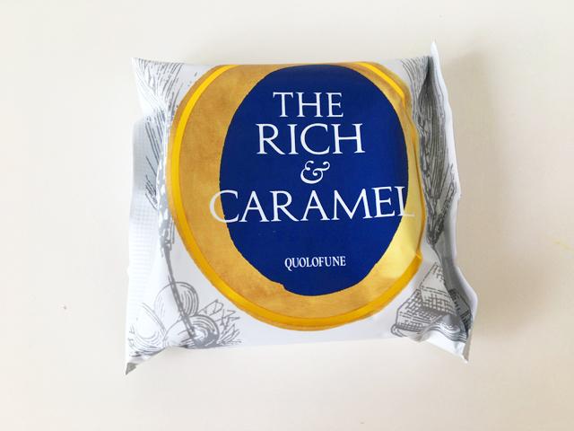 黒船,ザリッチアンドキャラメル,個包装,キャラメルクリームのお菓子,THE RICH AND CARAMEL,QUOLOFUNE,,