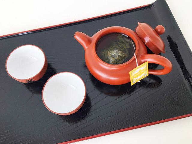 クスミティー,ジャスミンティー,中国茶器,KUSMI TEA,Jasmine green tea,
