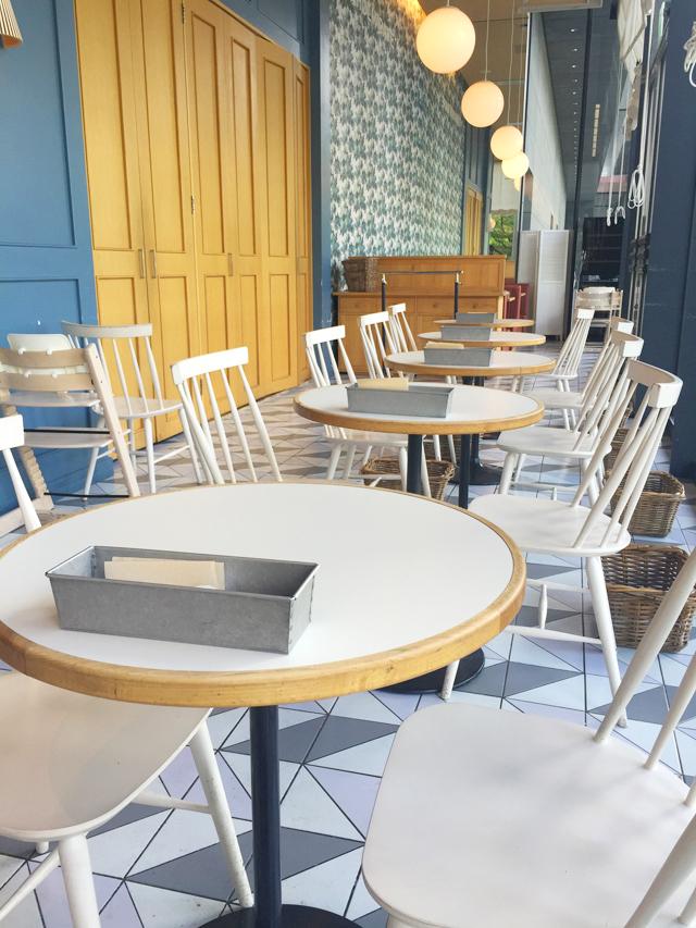 スーホルム カフェ+ダイニング,グランフロント,梅田店,店内