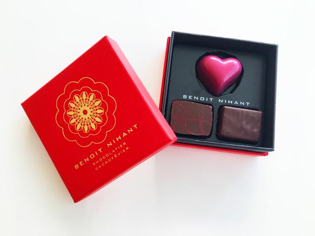 BENOIT NIHANT,オートクチュールショコラ,haute couture chocolat,バレンタイン,2019
