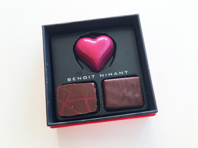 ブノワニアン,オートクチュールショコラ,haute couture chocolat,バレンタイン,2019