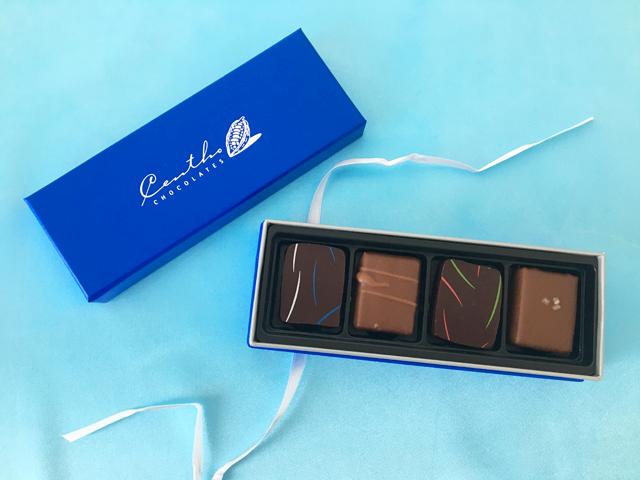 セントー ,チョコレート,セレクションBOX,4個入,セントー セレクション 4,バレンタイン, Centho,chocolate,Valentine,Bonbon de chocolat,