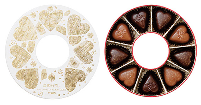 デメル,チョコレート