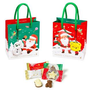 メリーチョコレート,クリスマスミニバッグ,チョコレート菓子,48g,税込432円,Mary Chocolate,Mary's,