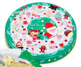メリーチョコレート,フィールフロイデ,緑の缶,税込540円,Mary Chocolate,Mary's,