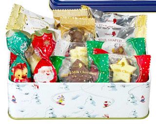 メリーチョコレート,クリスマスドリーム,チョコレート菓子88g入,税込1,080円,Mary Chocolate,Mary's,