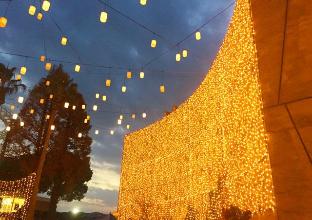 ひらパー,光の遊園地,ランタンカーニバル広場