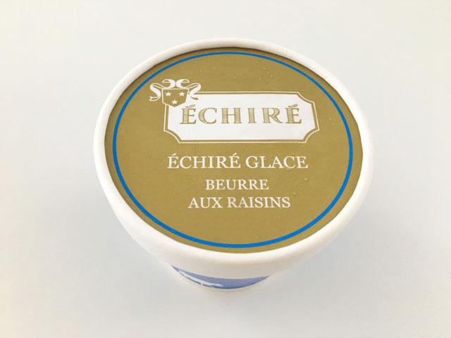 エシレ グラス,Échiré Glace,ブール・オ・レザン,Beurre aux Raisins,