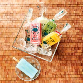椛島氷菓,カバ印のアイスキャンデー,