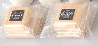 越山甘清堂,金沢あいすくりーむ 夏の味わい,最中5個セット