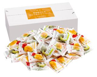 岡山 果物屋さんのひとくちシャーベット