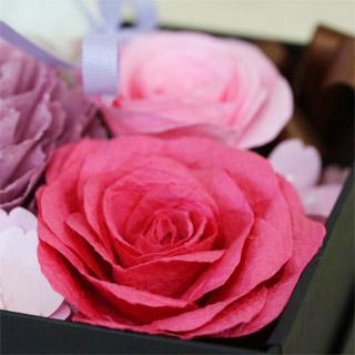 パティスリー サンファソン,patisserie SANSFACON,和紙の花ボックス,母の日,2020,