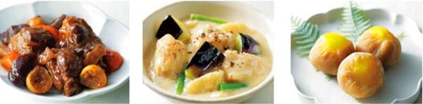 大原千鶴のおせち,2021,栗きんとんと牛すね肉とドライフルーツの煮込みと白味噌シチュー,
