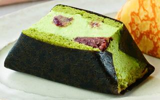 抹茶のおむすびケーキの中身,OMUSUBI Cake,お中元,2021,サマーギフト,baked sweets,ケーキ,,