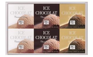 ヴィタメール,アイス・ショコラ,6個入 税込2,268円,WITTAMER,お中元,2021,夏のギフト,summer gift,アイスクリーム,ice cream,チョコレートアイス,