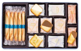 ヨックモック,グランサンクデリス,税込5,400円,お中元,2021,summer gift,YOKUMOKU,クッキーアソート,焼き菓子,assortment of cookies,baked sweets,