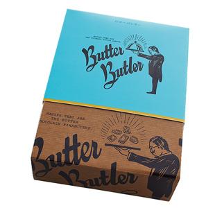 バターバトラー,バターチョコフィナンシェ,BOX,