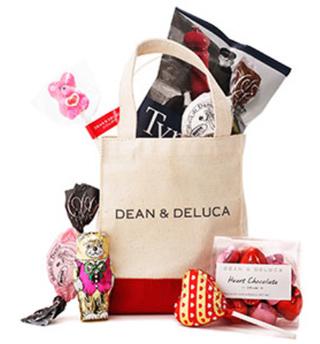 DEAN & DELUCA,ディーンアンドデルーカ,バレンタインハッピーバッグ2020,バレンタイン,2020,