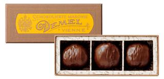 デメル,チョコマロン,DEMEL,
